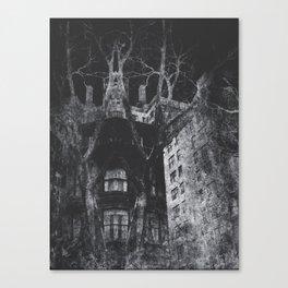 Brooklyn Underside Canvas Print