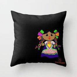 Chingona AF Throw Pillow