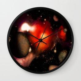 IBERIA - 061 Wall Clock