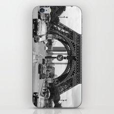 Paris transport iPhone & iPod Skin