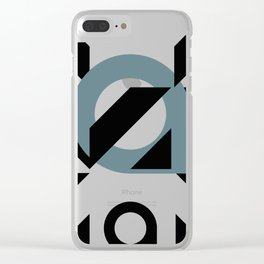Graphic B1 Clear iPhone Case