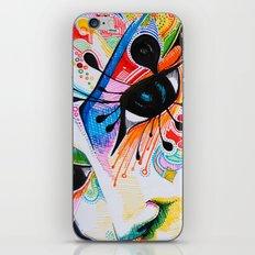 Portre iPhone & iPod Skin