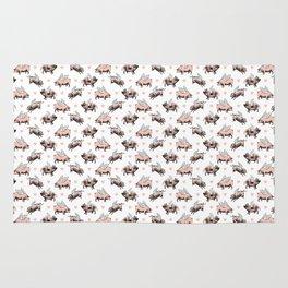 Flying Pigs Rug