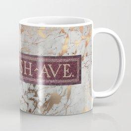 Flatbush Subway Coffee Mug