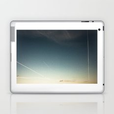 scratched sky Laptop & iPad Skin