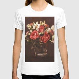 Old World Bouquet T-shirt