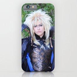 Armored Goblin King iPhone Case