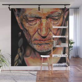 Willie Wall Mural