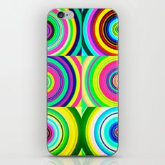 The Lie is a Round Truth, No. 6 iPhone & iPod Skin