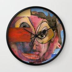 I feel resentful Wall Clock