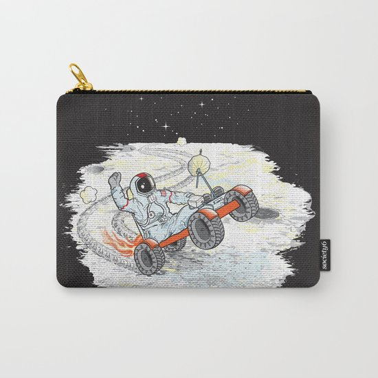 Space Dementia Carry-All Pouch