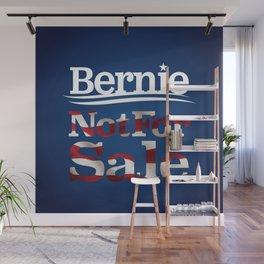 Bernie Sanders Not for sale Wall Mural