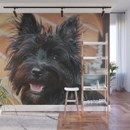 Dog by Jp Valery Wall Mural