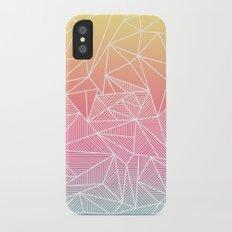 Beeniks Rays Slim Case iPhone X