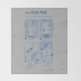 The Hug Tee Throw Blanket