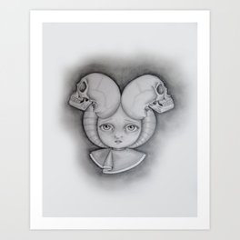 dos Art Print