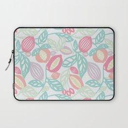 Pastel Fruits Laptop Sleeve