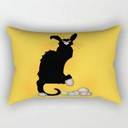 Le Chat Noir - Easter Rectangular Pillow