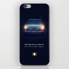 1957 Alfa Romeo 1900 SS  iPhone & iPod Skin