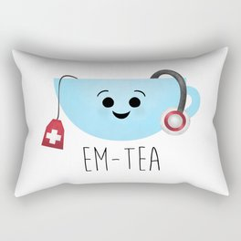 EM-Tea Rectangular Pillow