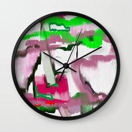 Hors réalité Wall Clock