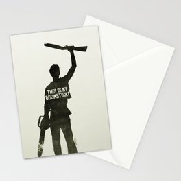 This is my Boomstick! Stationery Cards