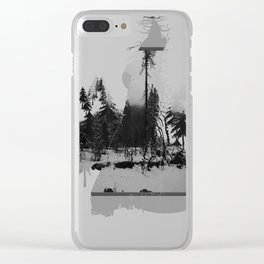 Niveous Clear iPhone Case