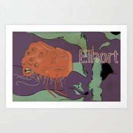 #45 Eihort Art Print
