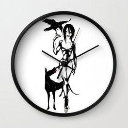 Yami Wall Clock