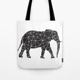 Elephant Angles (Help Save Endangered Elephants) Tote Bag