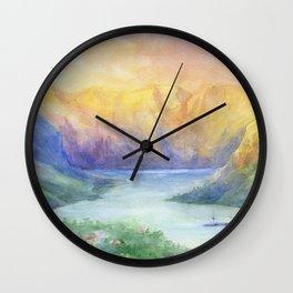 Kotor Wall Clock