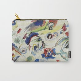 Wassily Kandinsky - Untitled Carry-All Pouch