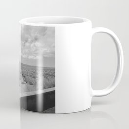 Old Car B&W Coffee Mug