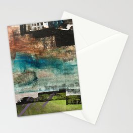 walls #1 Stationery Cards