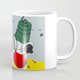 Little Italy in New York Coffee Mug