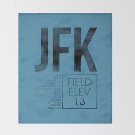 JFK II Throw Blanket