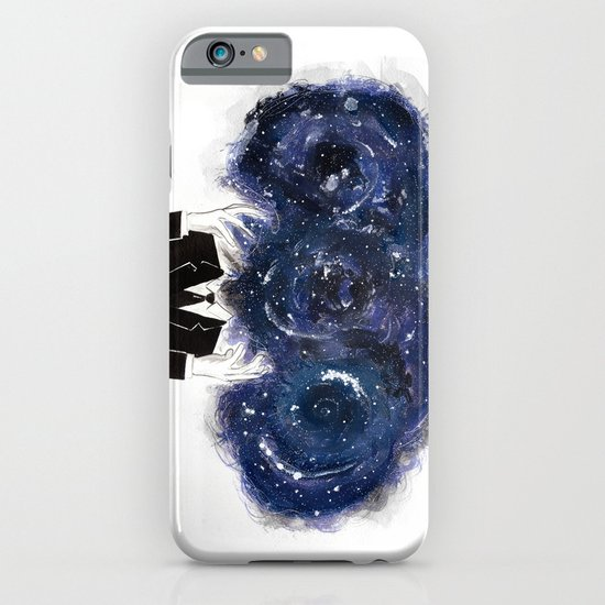 The Vastness of the Mind iPhone & iPod Case