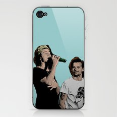 Pop Art Larry Stylinson  iPhone & iPod Skin