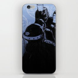 Dawn Raid iPhone Skin