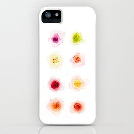Rose Collection  iPhone Case