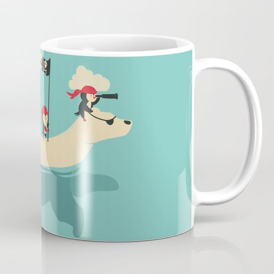 The Scourge of the Arctic Mug