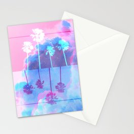 SUMMER WAVES Stationery Cards