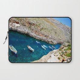 Maltese Waters Laptop Sleeve