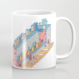Hello Hello Hello Coffee Mug