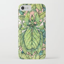 Leaf Mimic iPhone Case