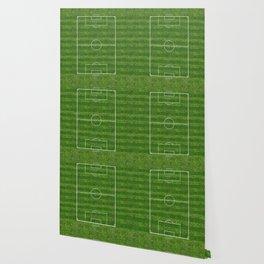 Soccer (Fooball) Field Wallpaper