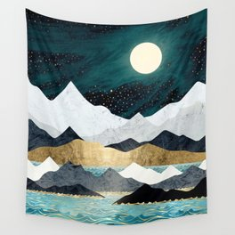 Ocean Stars Wall Tapestry