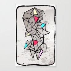 Diamante Canvas Print