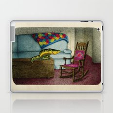 Alternate lighting source Laptop & iPad Skin