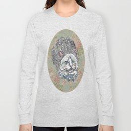 Meowrie Antoinette Long Sleeve T-shirt